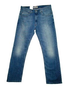 Colorado Jeans LAKE, worn-in, blue, bis Länge 38